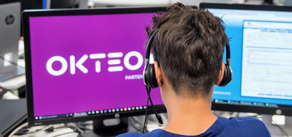 OKTEO dévoile son rapport d'activité : Partenaire & Digital