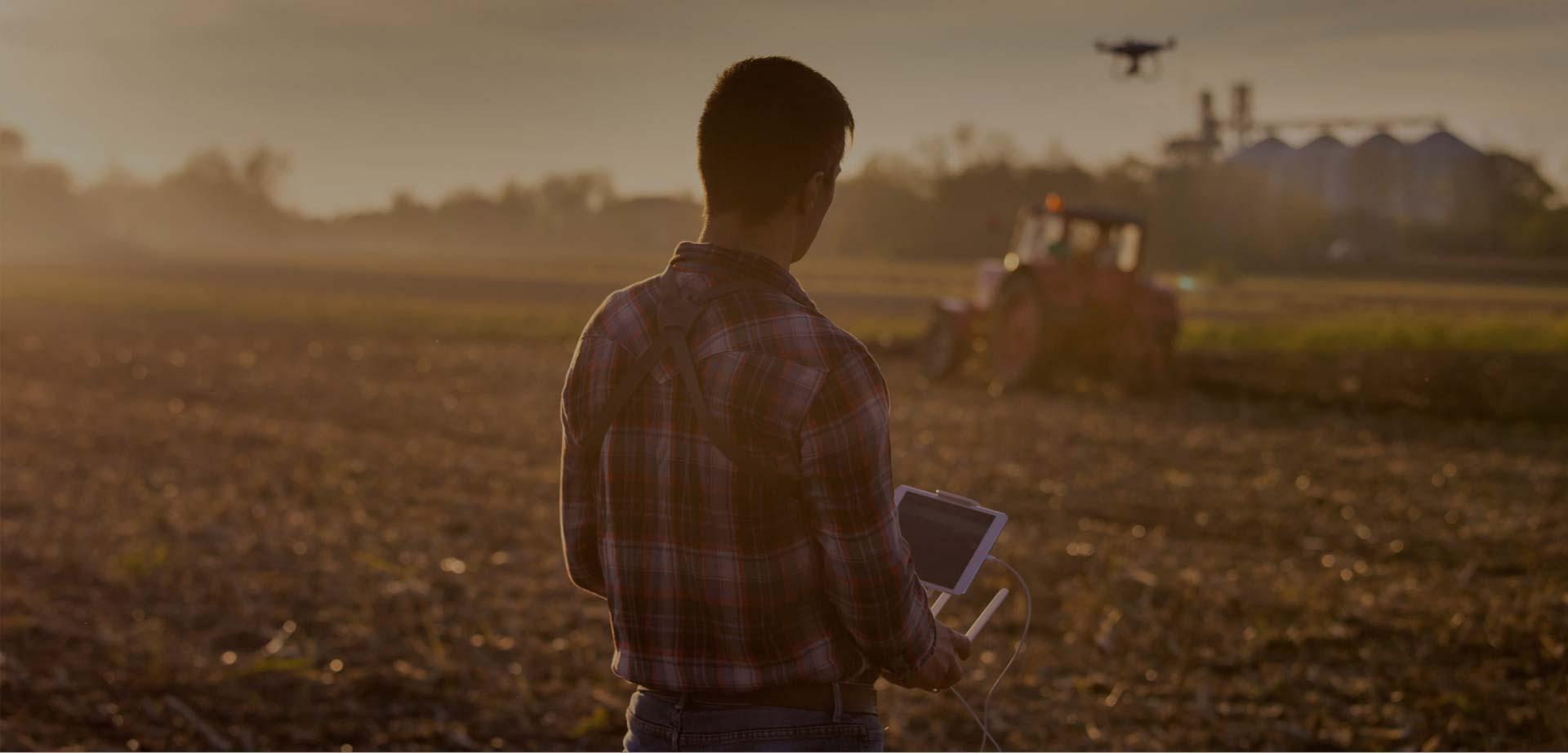 pilote drone champ